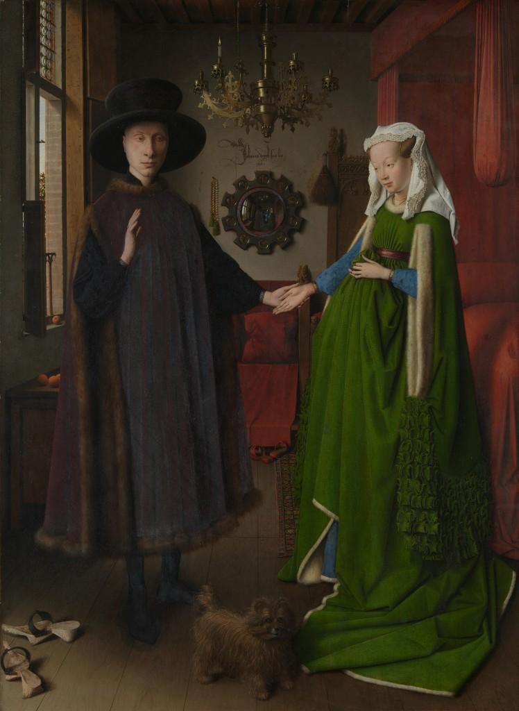 Jan Van Ajk, najslavniji predstavnik ranog holandskog slikarstva ...